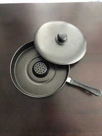 New Dry Cooker & Dry Fry Pan