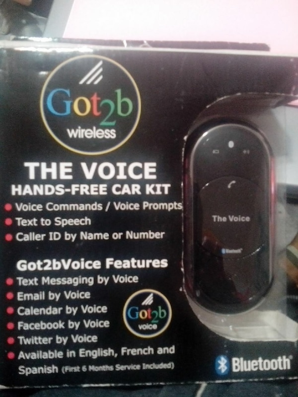 585c4043ca3 Used Hands free car kit for sale in San Jose - letgo