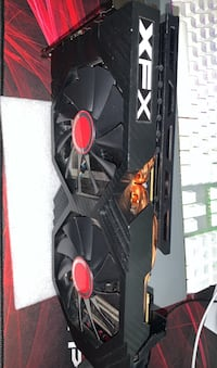 Rx 580 8gb oc+ xfx. Used for sims4 or web browsing