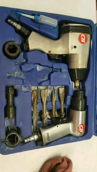 used once Campbell Hasfield air impact cutting set $150 new Bondurant, 50035