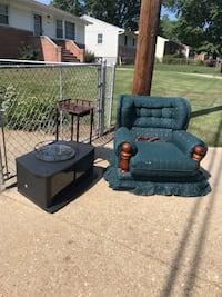 Free chair, love seat, table, tv stand Beltsville, 20705