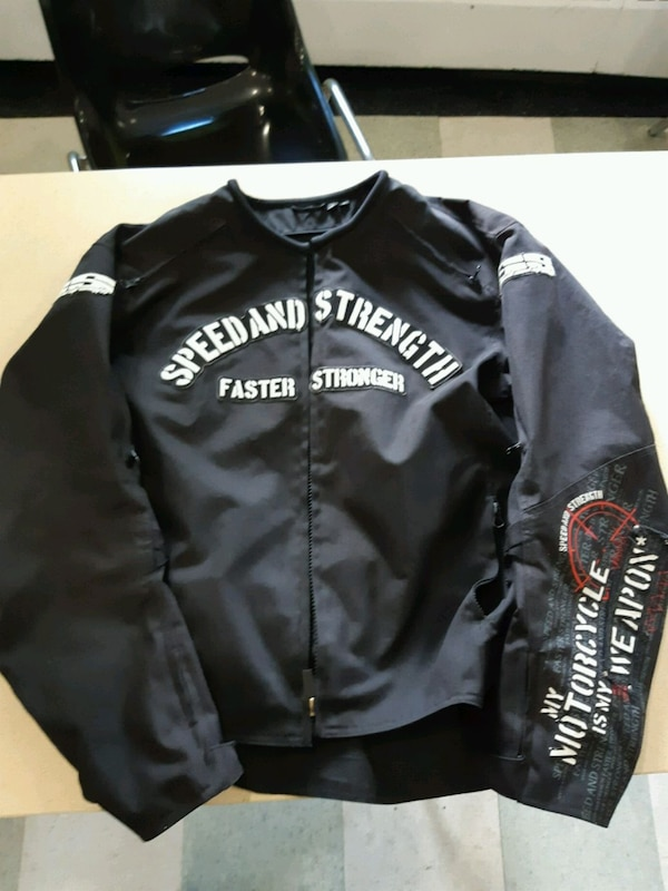 Speed and Strength Jacket 22552c93-0004-4ff9-a0bd-c64c9f47f2b1