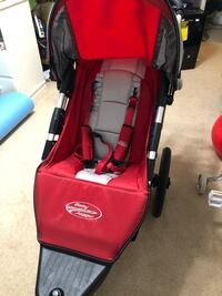 Babyjogger red color Fairfax, 22031