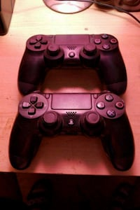 $65 for 2 PS4 Controllers Edmonton, T5H 0B9