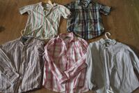 $12 size 10 Boys dressy shirts size 10 5 shirts Vaughan