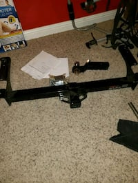 Hitch mount and ball receiver