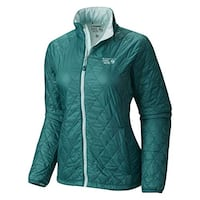 NEW Mountain Hardwear Women's Thermostatic Jacket Sz L Toronto