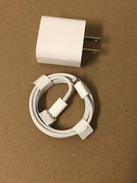Apple 18W Fast Charger with Cable **OEM Quality**