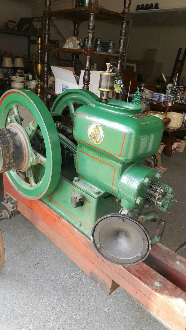 Used Antique Hercules Hit Or Miss Engine For Sale In