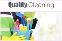 Cleaning Services offered Greenwood