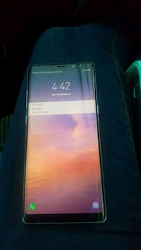 black Samsung Galaxy Note 4 Rockville, 20853