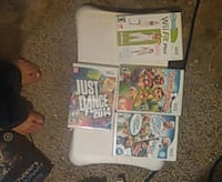assorted Nintendo Wii game cases Smithfield, 84335