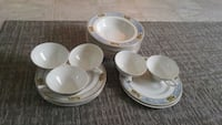 dish set from myott,son & co england. Edmonton, T6H 4W3
