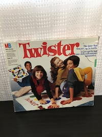 Twister Board game London, N6B