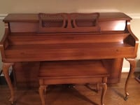 1933 ESTEY PIANO & BENCH Middletown, 21769