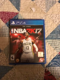PS4 NBA 2K17 game Hampton, 23665