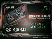 Asus Expedition GTX 1050 ti 4gb Şirinevler Mahallesi, 34188