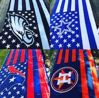Flags $25ea Spring, 77389