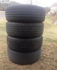 4 tires 215/55r17 life %75or 80 $100 Sterling, 20166