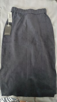 NEW Wilfred free suede skirt (aritzia)