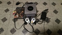 GameCube with 1 controller and resident evil 0.  Toronto, M3J 1E9