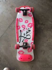 Early 90s complete skateboard