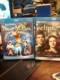 Nanny McPhee /Eclipse Blue Ray Urbana, 43078