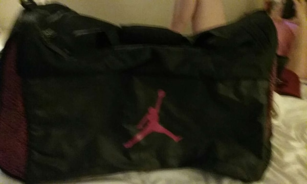 black and red air jordan duffel bag. HomeOther used items in Georgia Other  used items in Atlanta 4ee3428dbe0d3