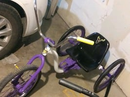 Minn. VIKINGS DRIFT BIKE...