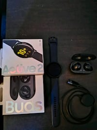 Samsung galaxy watch active 2, samsung  galaxy buds