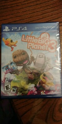 Brand New Little Big Planet PS4 Happy Valley, 97086