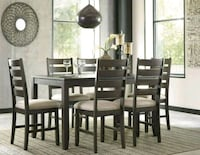 7-piece dining set Signature Design by Ashley Charlotte, 28270