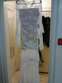 Lace Dress Forever21 size Medium 535 km
