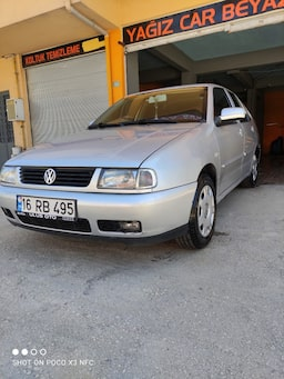 2000 Volkswagen Polo 1.6 CLASSIC BASIC 75 HP 50ee3063-31f5-43b7-9d4d-a5b019a41c47