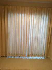 TWO PAIRS OF DRAPES/CURTAINS BUY SEPARATE OR TOGETHER:SHELL COLOR Woodbridge, 22193