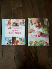 Baby food cookbook Vaughan, L4K 0C6