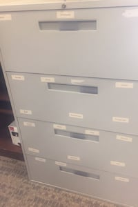 File cabinet | Free Sterling, 20166