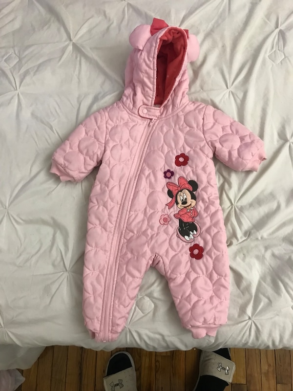 c469c6a2f Used Disney Minnie Mouse snow suit for sale in New York - letgo
