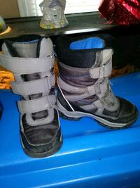2 pairs of Toddler size 11 winter boots Edmonton, T5R 1P2