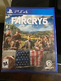 *Sealed* Far Cry 5 PS4 Brand New Hawthorne, 90250