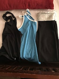 Female workout clothes