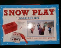 Snow Play Book & Kit by Birgitta Ralston   Frederick, 21704