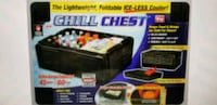 Chill chest cooler