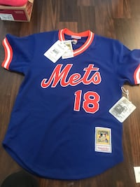 Brand new METS jersey- adult small Vallejo, 94591