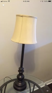 Selling two lamps Vaughan, L6A 1R2