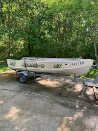 Duck Hunting and Fishing boat Ortonville, 48462