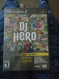 Brand new DJ Hero Ps2 Game South Bend, 46615