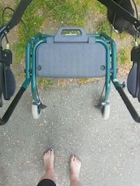 Durable like new walker Surrey, V3T 5E2