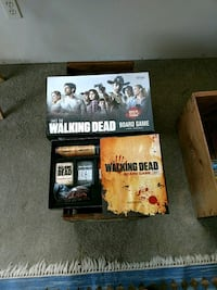 Walking dead board game never played Grand Junction, 81507