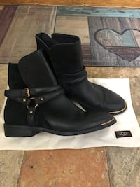 UGG leather boots size 9 Toronto, M8Z